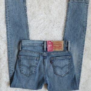 LEVI'S 519 Extreme 2 Way Stretch Skinny Jean